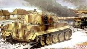 Dragon 6700 Sd.Kfz. 181 Pz.Kpfw.VI Ausf.E Tiger I