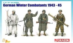 Dragon 6705 Niemieccy żołnierze w zimowych kombinezonach