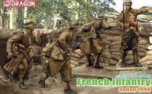 Dragon 6738 French Infantry (Sedan 1940)