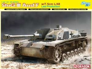 Dragon 6756 model StuG.III Ausf.F w/7.5cm L/48 Last Production