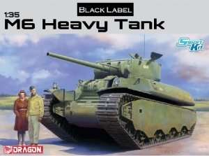 Dragon 6798 M6 Heavy Tank