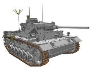 Dragon 6853 Pz.Bef.Wg.III Ausf.K