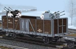 Dragon 6912 German Railway Gondola Typ Ommr