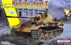 Dragon 6917 Czołg Panther Ausf.F w skali 1-35