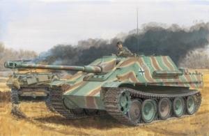 Dragon 6924 Niszczyciel czołgów Jagdpanther Ausf.G1 Late/Ausf.G2 2w1