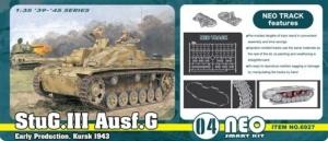 Dragon 6927 Działo pancerne StuG.III Ausf.G