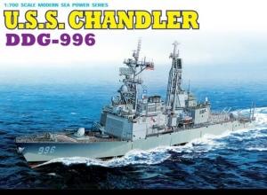 Dragon 7026 Niszczyciel rakietowy USS Chandler