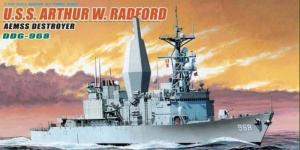 Dragon 7031 Niszczyciel rakietowy USS Arthur W.Radford DDG-968