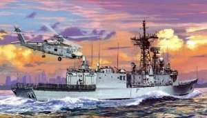 Dragon 7068 Fregata rakietowa U.S.S. Ingraham FFG-61