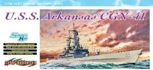 Dragon 7124 Krążownik rakietowy USS Arkansas CGN-41