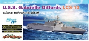 Dragon 7147 Okręt USS Gabrielle Giffords LCS-10