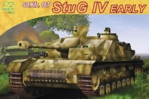 Dragon 7235 Działo pancerne StuG. IV wczesna produkcja