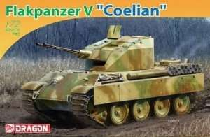 Dragon 7236 Flakpanzer V Coelian