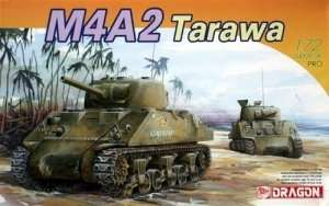 Dragon 7305 Czołg M4A2 Tarawa model 1-72
