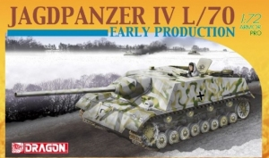 Dragon 7307 Jagdpanzer IV L/70 Early Production