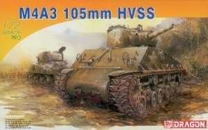 Dragon 7313 M4A3 105mm HVSS