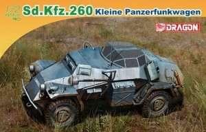 Dragon 7446 Sd.Kfz.260 Kleine Panzerfunkwagen