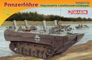 Dragon 7489 Panzerfahre Gepanzerte Landwasserschlepper Prototype Nr.I