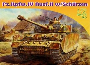 Dragon 7497 Czołg Pz.Kpfw. IV Ausf.H