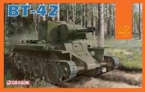 Dragon 7565 BT-42 fińskie działo polowe
