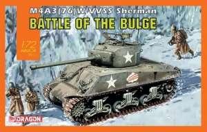 Dragon 7567 M4A3(76)W VVSS Sherman