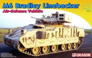 Dragon 7624 M6 Bradley Linebacker model 1-72