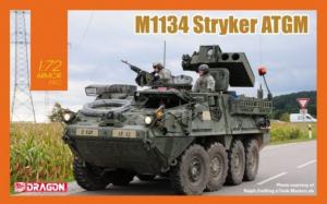 Dragon 7685 Wóz opancerzony M1134 Stryker ATGM model 1-72