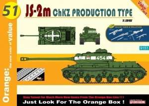 Dragon 9151 JS-2m ChKZ Production Type