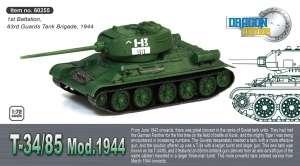 Dragon Armor 60255 Czołg T-34/85 Mod. 1944 gotowy