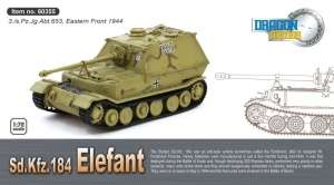 Dragon Armor 60355 Elefant 3/s.Pz.Jg.Abt.653
