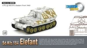 Dragon Armor 60356 Elefant 3/s.Pz.Jg.Abt.614