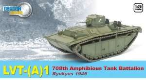 Dragon Armor 60424 LVT-(A)-1 708th Amphibious Tank Battalion