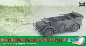 Dragon Armor 60430 Heavy Uniform Personnel Vehicle Type 40