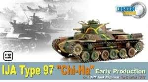 Dragon Armor 60432 Czołg IJA Type 97 Chi-Ha gotowy model