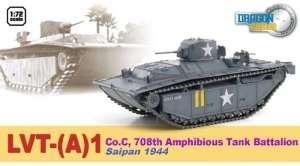 Dragon Armor 60499 LVT-(A)-1 708th Amphibious Tank Battalion
