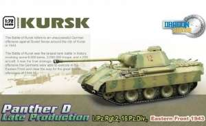 Dragon Armor 60624 Panther D Late Kursk gotowy model