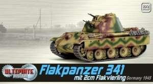 Dragon Armor 60644 Flakpanzer 341 mit 2cm Flakvierling