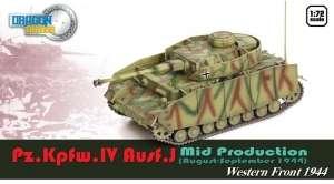 Dragon Armor 60656 Pz.Kpfw.IV Ausf. J Western Front 1944