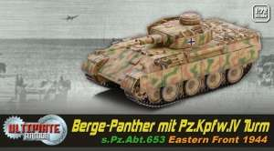 Dragon Armor 60664 Berge-Panther mit Pz.Kpfw.IV Turm