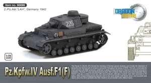 Dragon Armor 60696 Pz.Kpfw.IV Ausf.F1(F) gotowy model