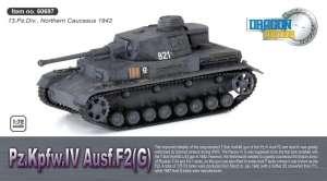 Dragon Armor 60697 Pz.Kpfw.IV Ausf.F2(G) gotowy model