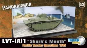 Dragon PanorArmor 60675 LVT-(A)1 Sharks Mouth gotowy model