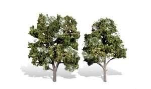 Drzewa liściaste 2szt 12,7-15,2cm - Woodland TR3513