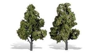 Drzewa liściaste 2szt 17,7-20,3cm - Woodland TR3518
