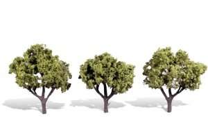Drzewa liściaste 3szt - Woodland TR3506