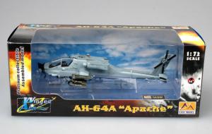 Easy Model 37026 Gotowy model helikopter AH-64A Apache 1-72