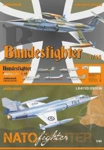 Eduard 1133 Bundesfighter / NATOfighter - limitowana edycja