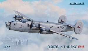 Eduard 2123 Raiders in the Sky 1945 samolot Liberator GR