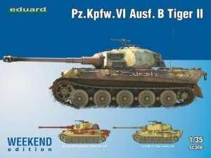 Eduard 3741 Pz.Kpfw.VI Ausf.B Tiger II