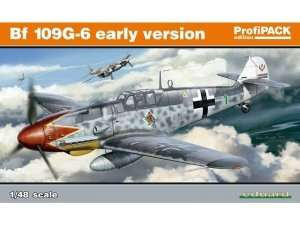Eduard 82113 Messerschmitt Bf 109G-6 early version